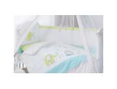 Комплект Incanto Jungle (кроватка/постельное белье)