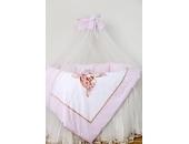 Комплект в кроватку Lappetti Ballerina (6 предметов/универсальный)